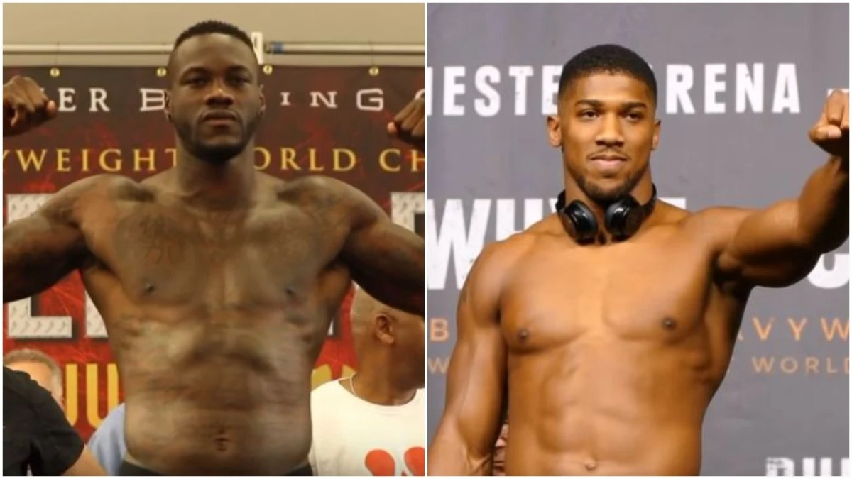 New Spanner Thrown In The Works For Joshua vs Wilder Fight